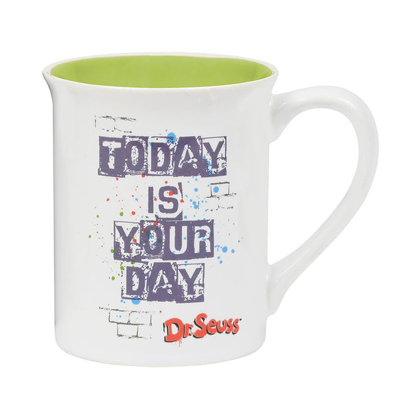 SEUSS Today Is Your Day Mug