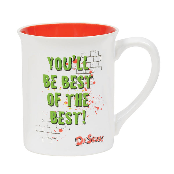 SEUSS You'll Be The Best Mug