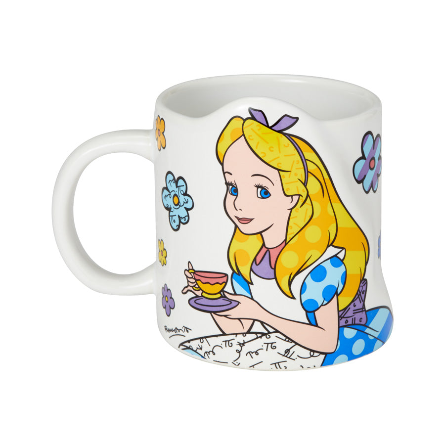Disney Britto Alice Mug