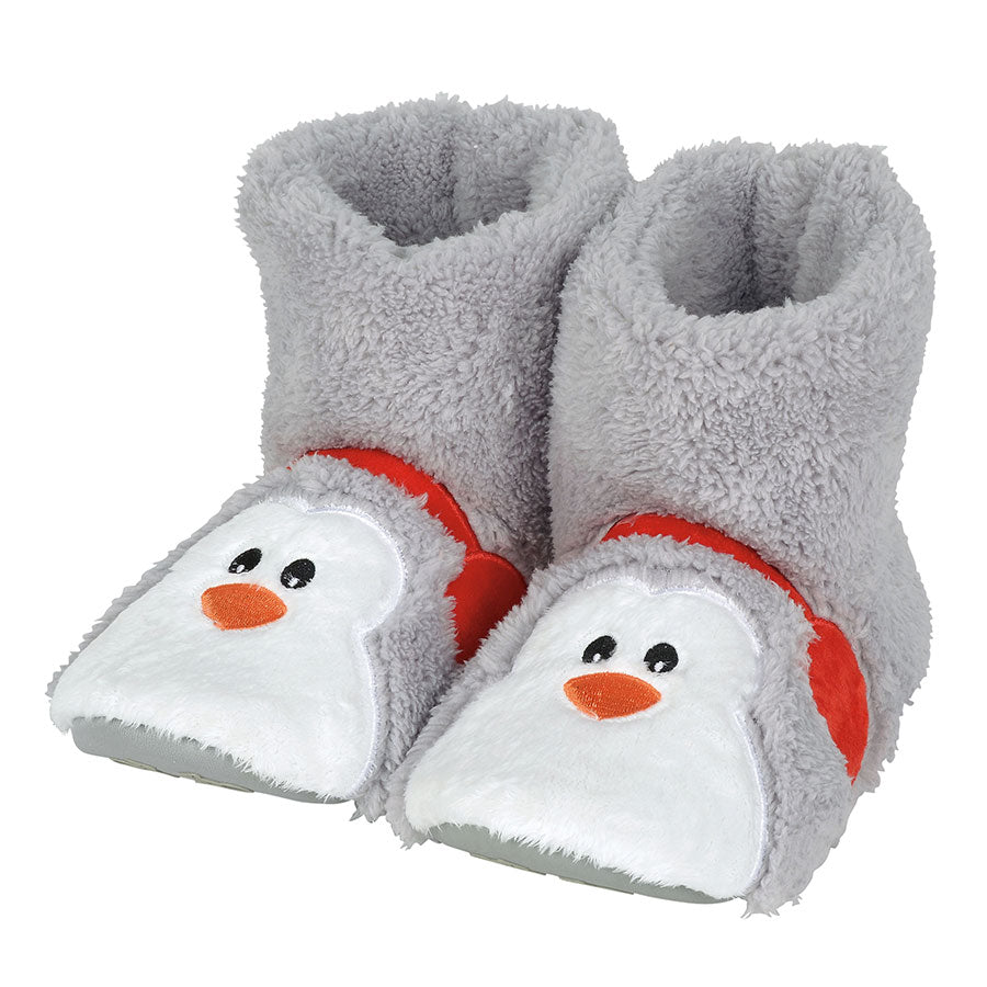 Penguin Slipper, Adult Sm/Med