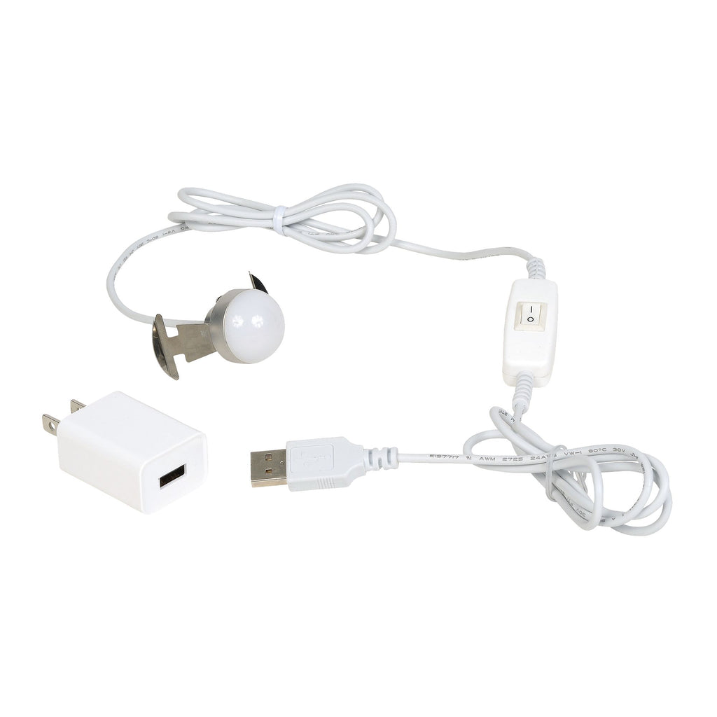 Village USB LED Single Cord