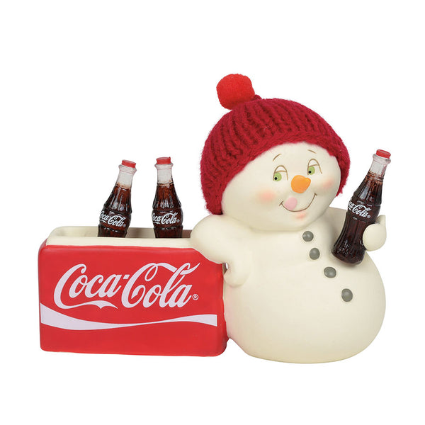 Have A Coke & A Smile Figure