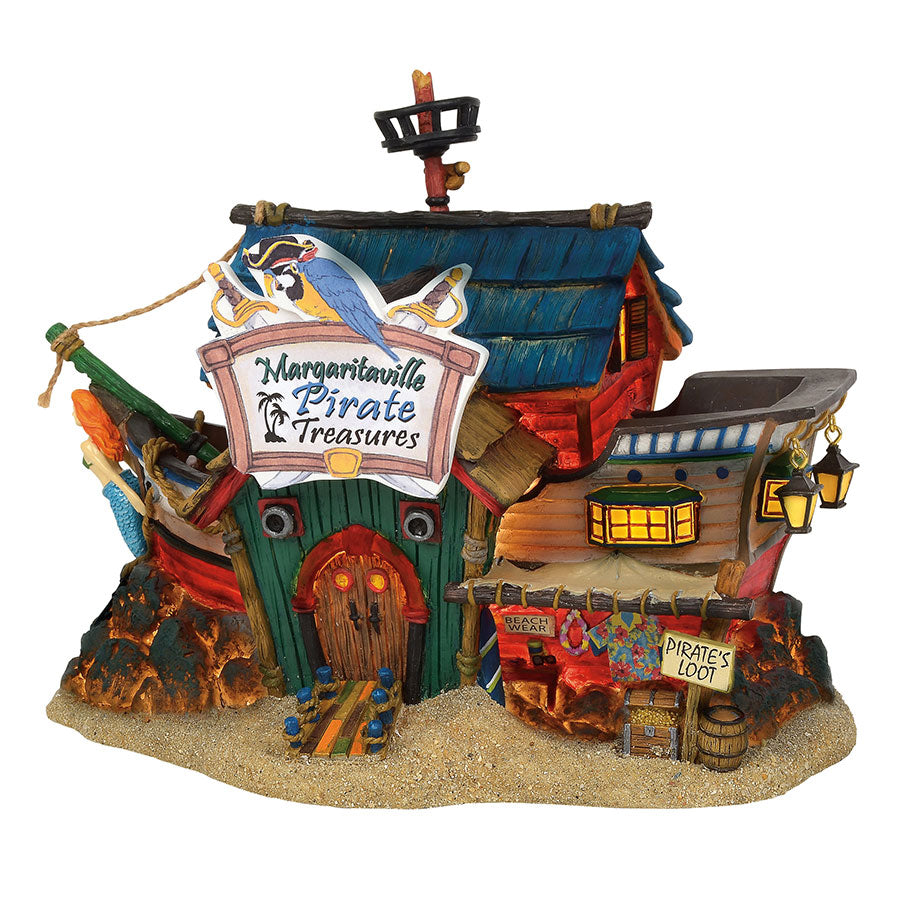 Margaritaville Pirate Treasure