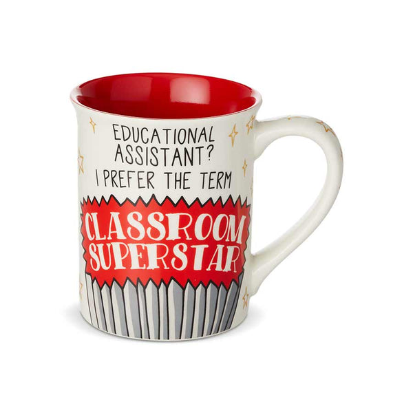 Star Educational Assistant Mug