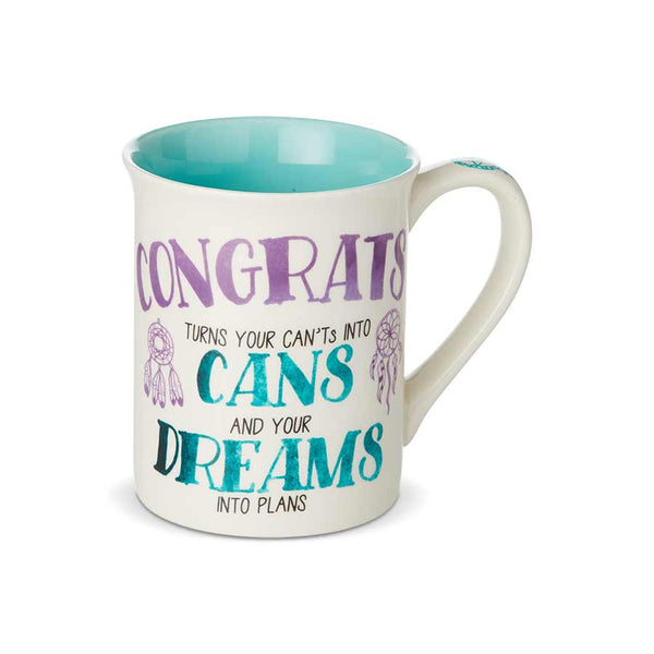 Dreamcather dream plans mug