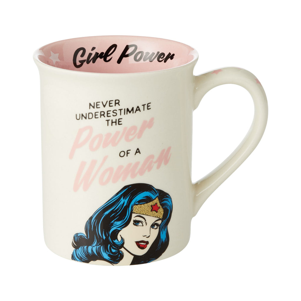 Wonderwoman Girl Power