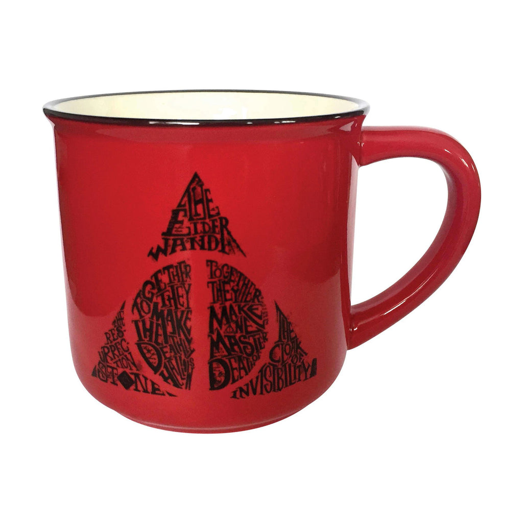 Harry Potter Red Ember Mug