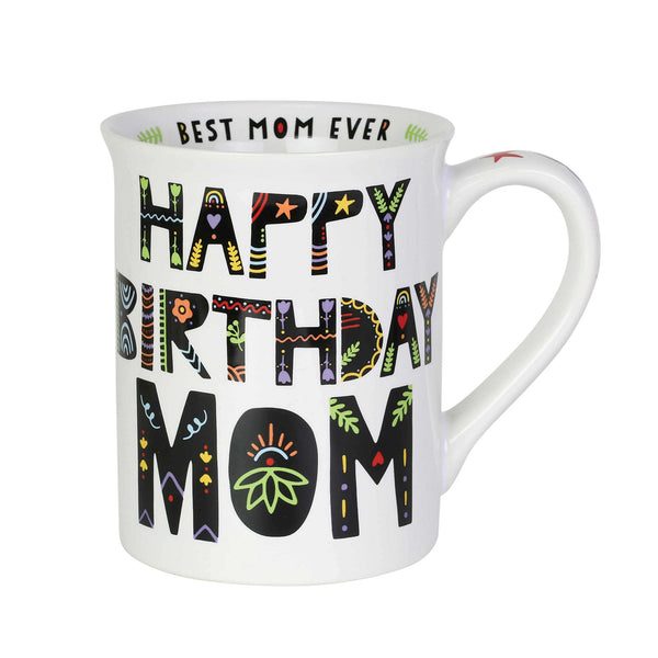 Happy Birthday Mom Cuppa Mug