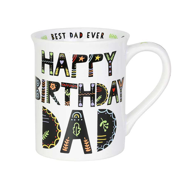 Happy Birthday Dad Cuppa Mug