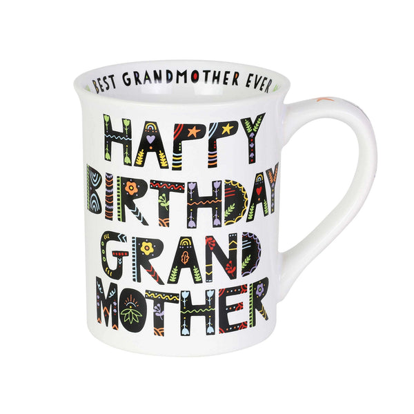 Birthday Grandmother Cuppa Mug