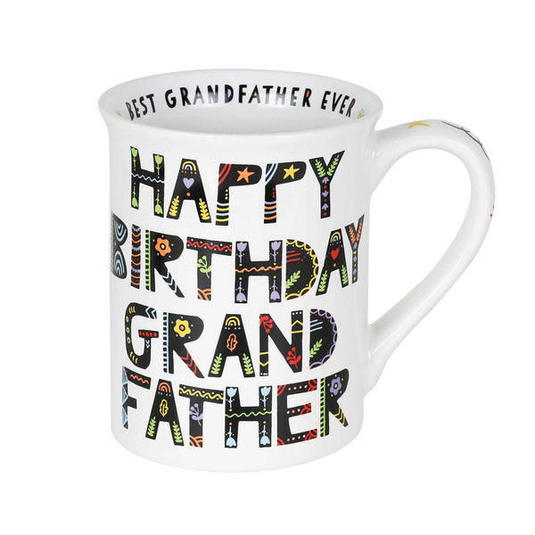 Birthday Grandfather Cuppa Mug