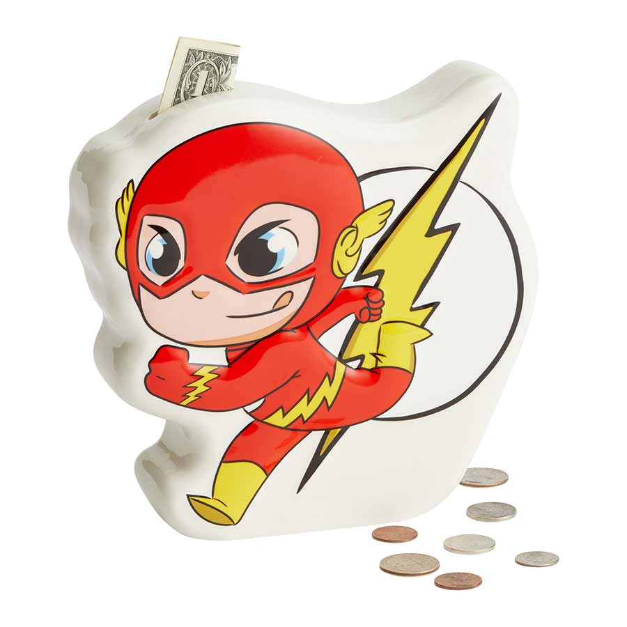 DC SuperFriends Flash Bank