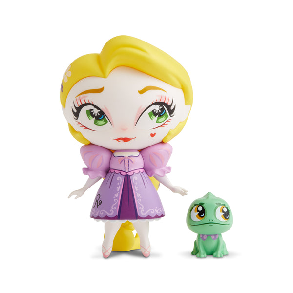 Vinyl Rapunzel With Pascal