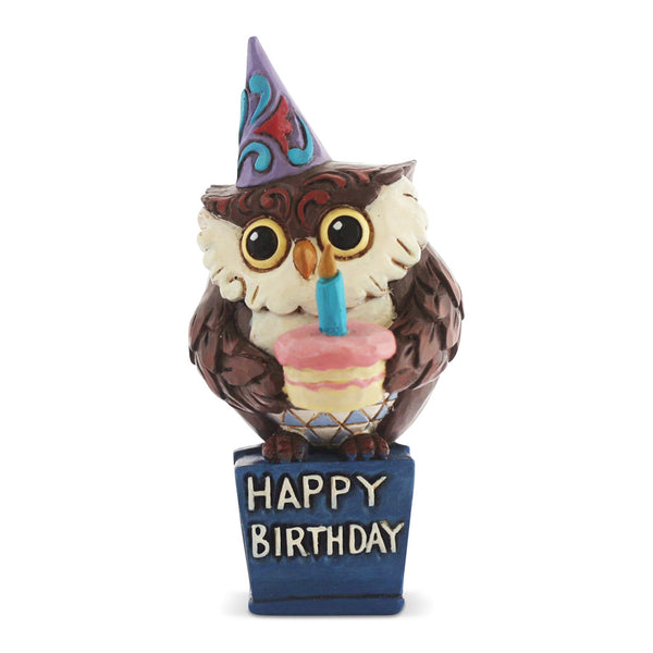 Mini Birthday Owl