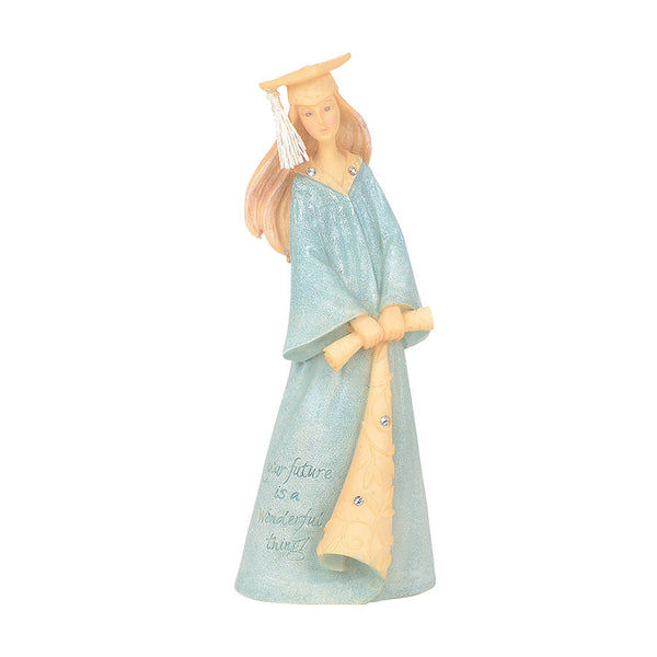 Graduation Mini Figurine