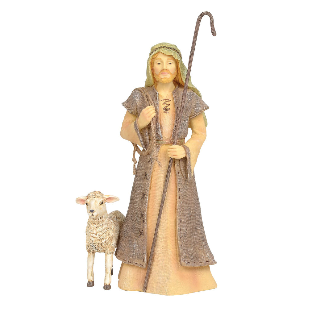 Nativity Shepherd Figure