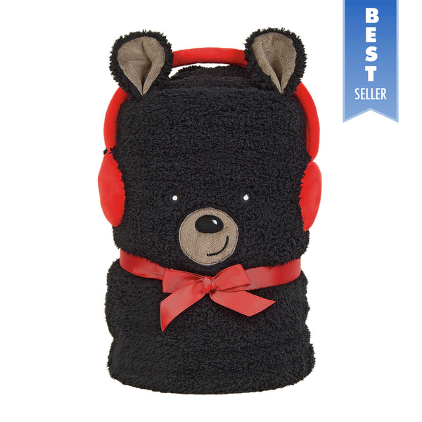 Black Bear Snowthrow