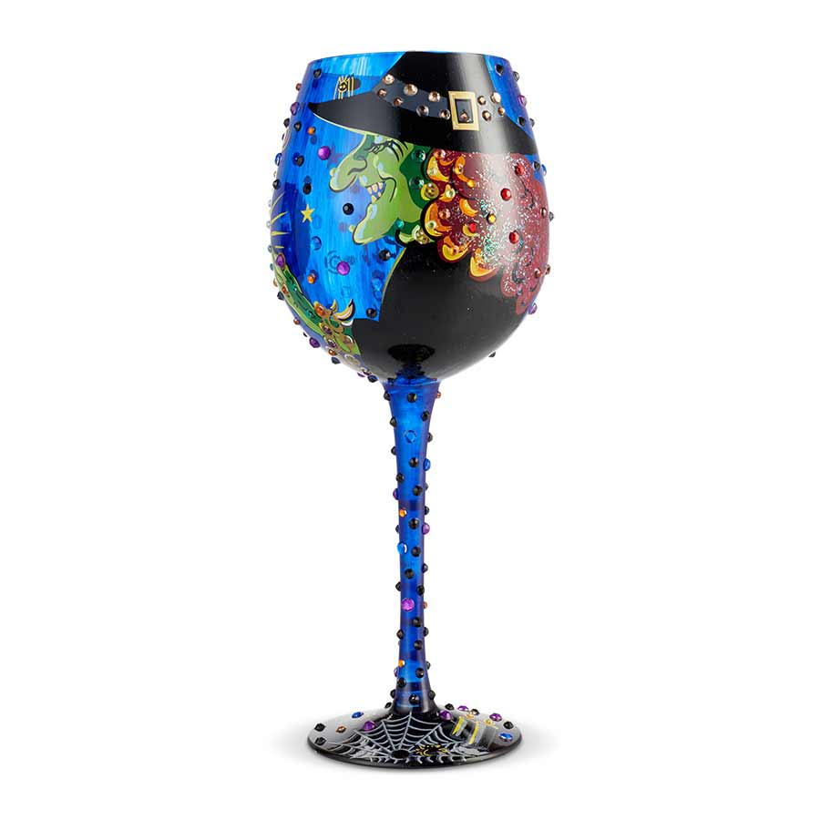 Wine Glass Bling Cast a Spell