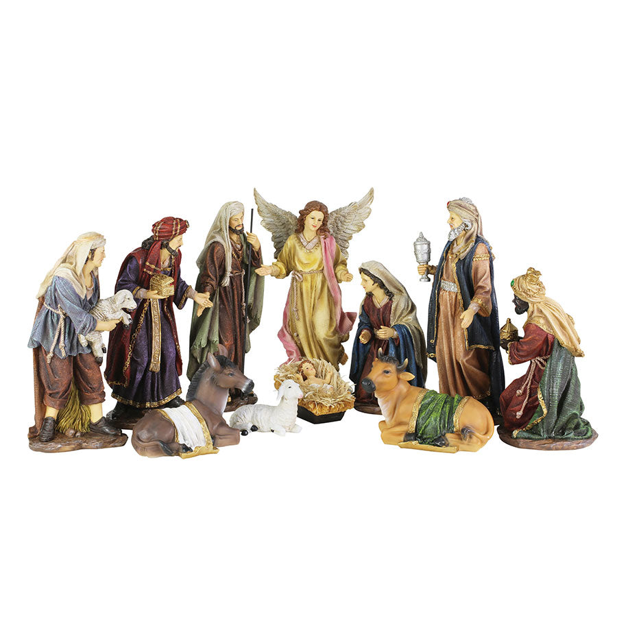 "XMBAR 12"" ST/11 NATIVITY"