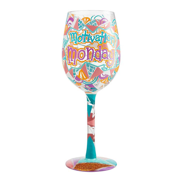 Wine Glass Motivation Monday