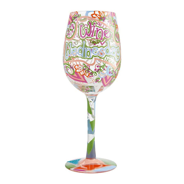 Wine Glass Wine Wednesday