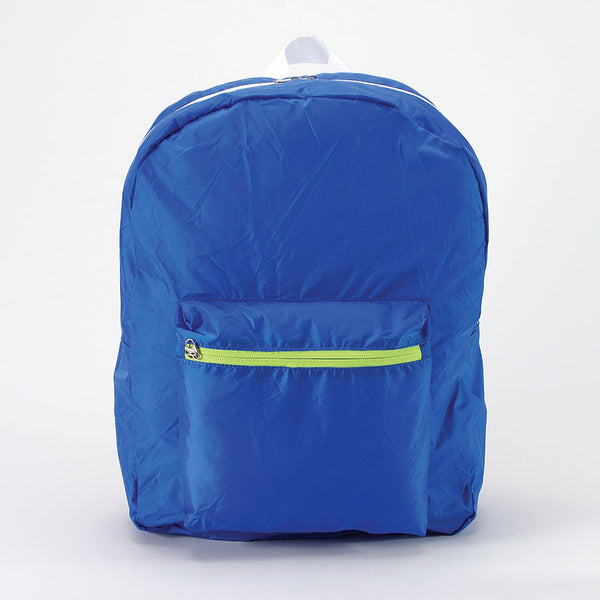 QUOTE BLUE BACK PACK