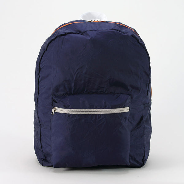 QUOTE DARK BLUE BACK PACK
