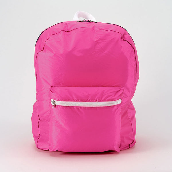 QUOTE PINK BACK PACK