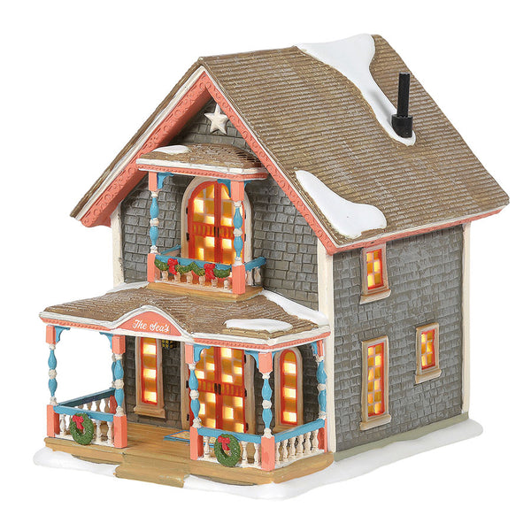 Gingerbread Cottage #1