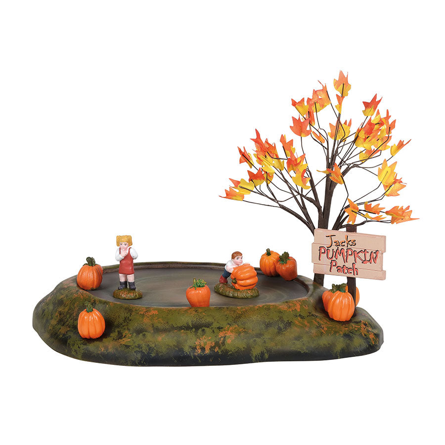 Animated Pumpkin Patch
