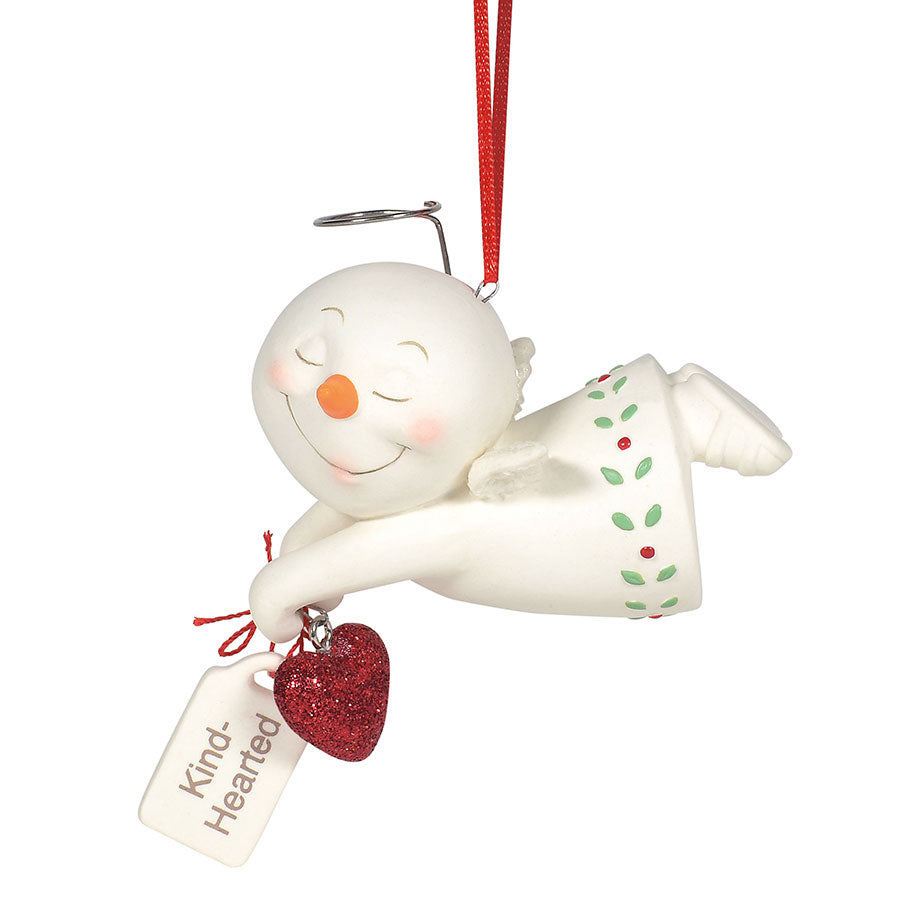 Kind-Hearted ornament