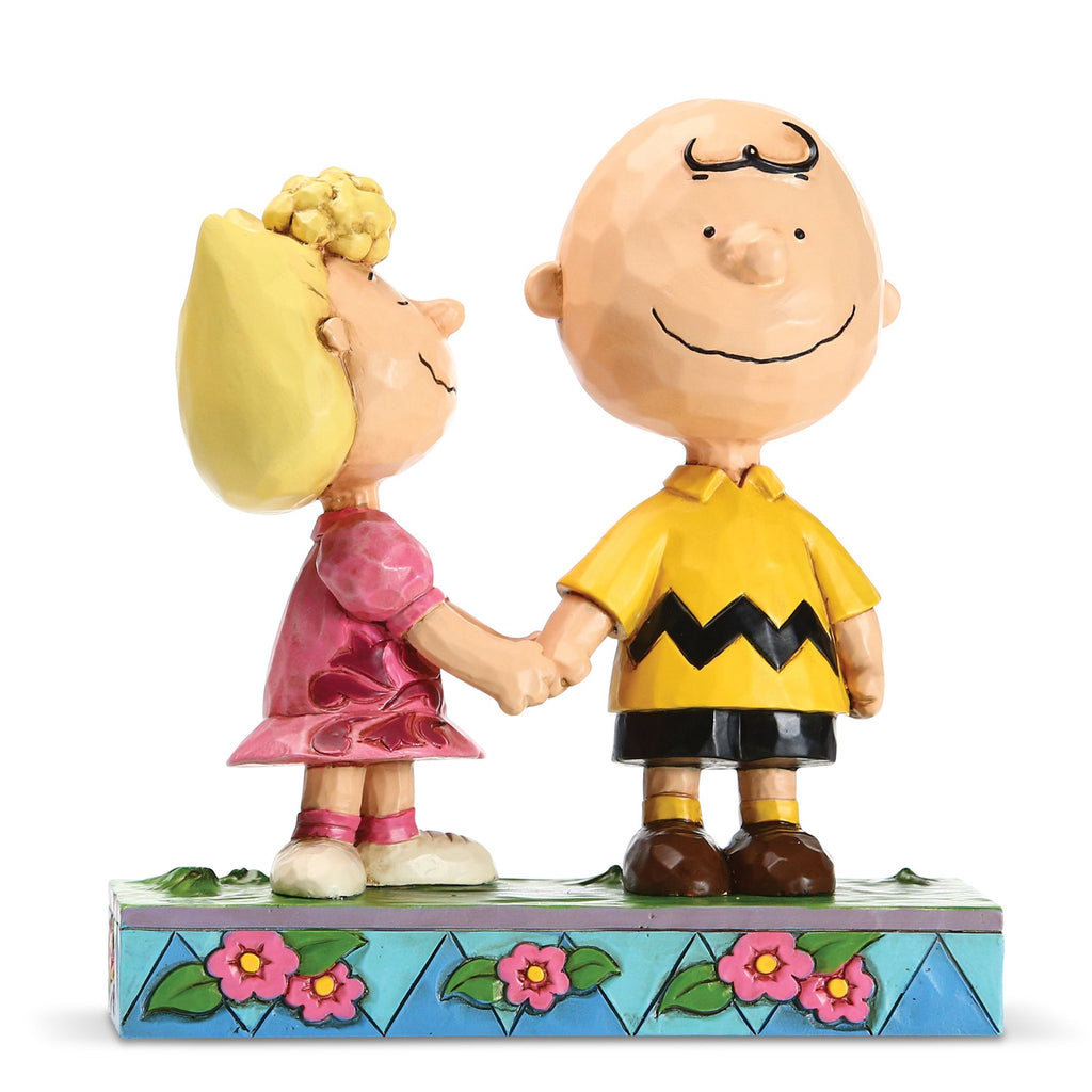 Charlie Brown and Sally