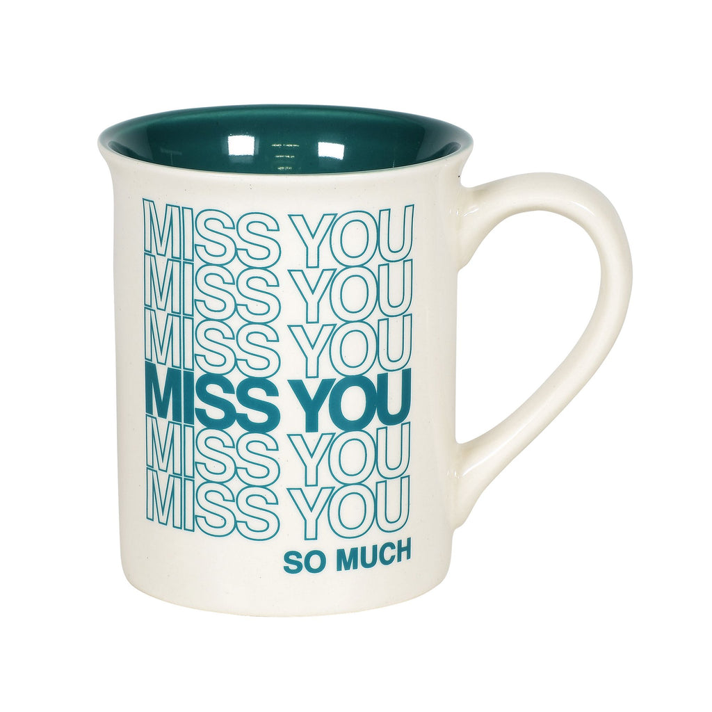 MISS YOU REPEAT TYPE MUG