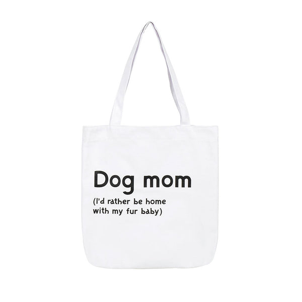 DOG MOM TOTE