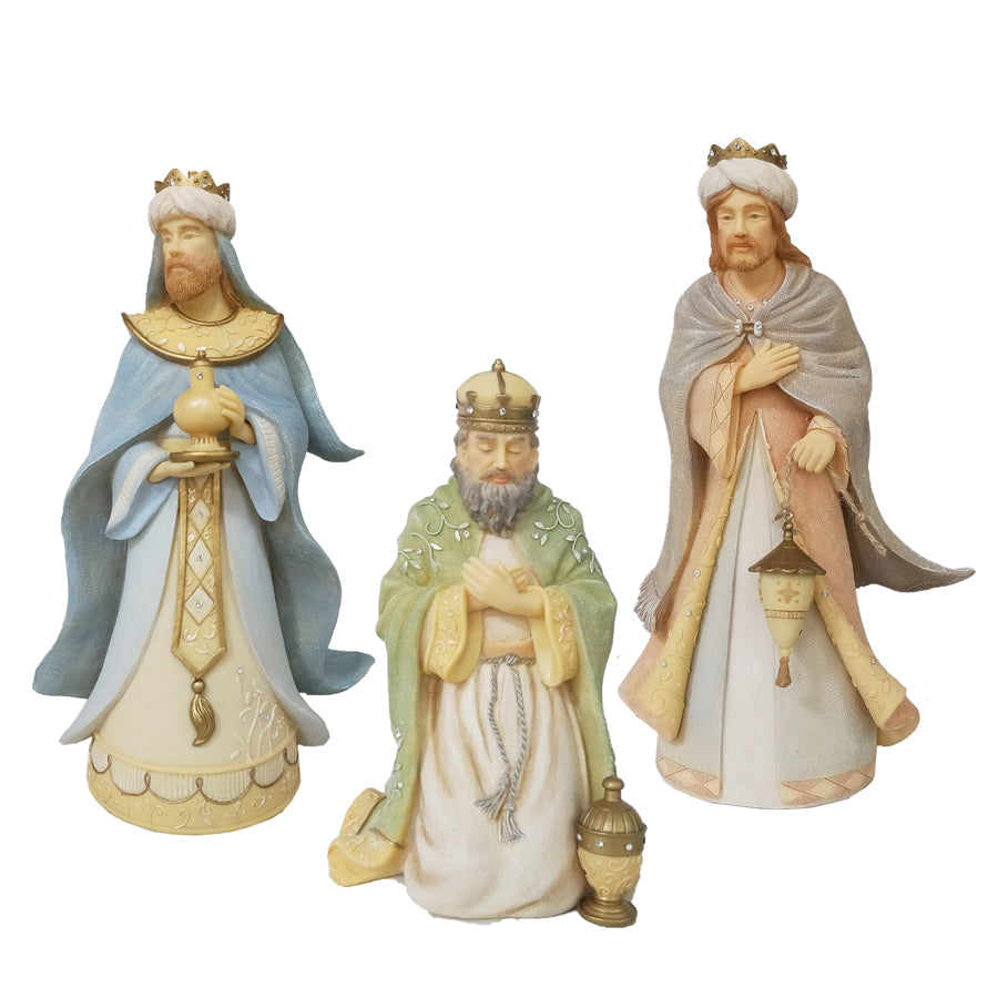 Three Wise Men Set