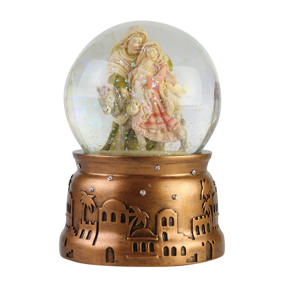 Holiday Holy Family Waterball
