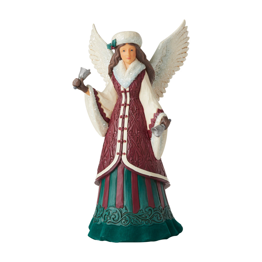 Victorian Angel with Hand Bell