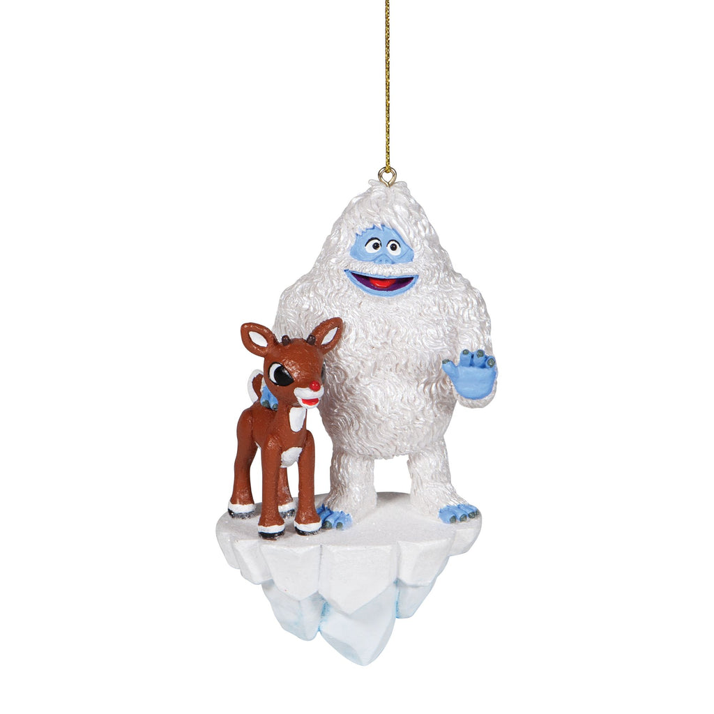 Rudolph & Bumble Ornament