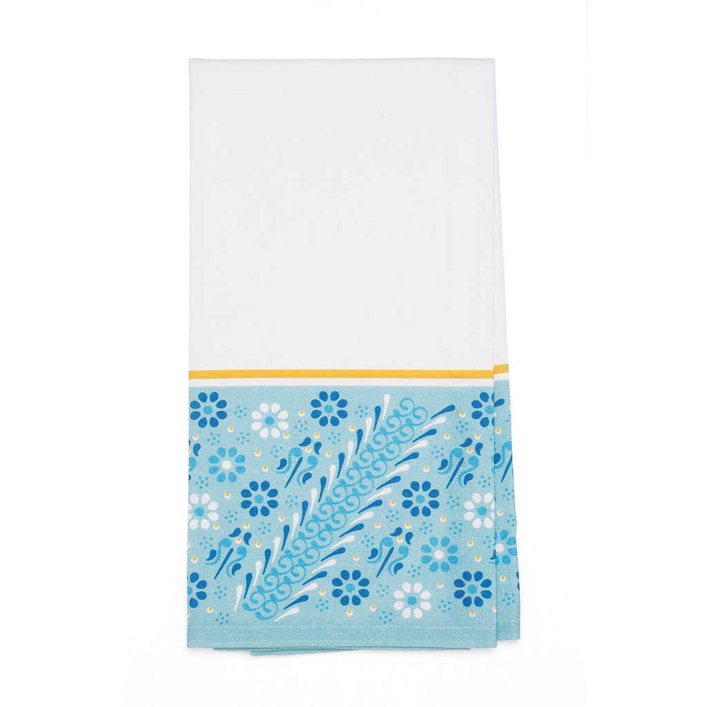 Indigo Henna Bar Towel