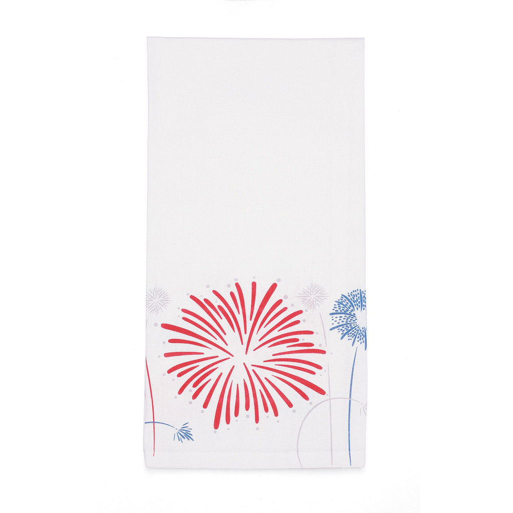 Fireworks Bar Towel