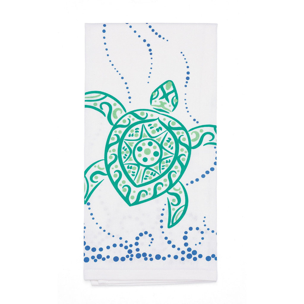 Turtle Bar Towel