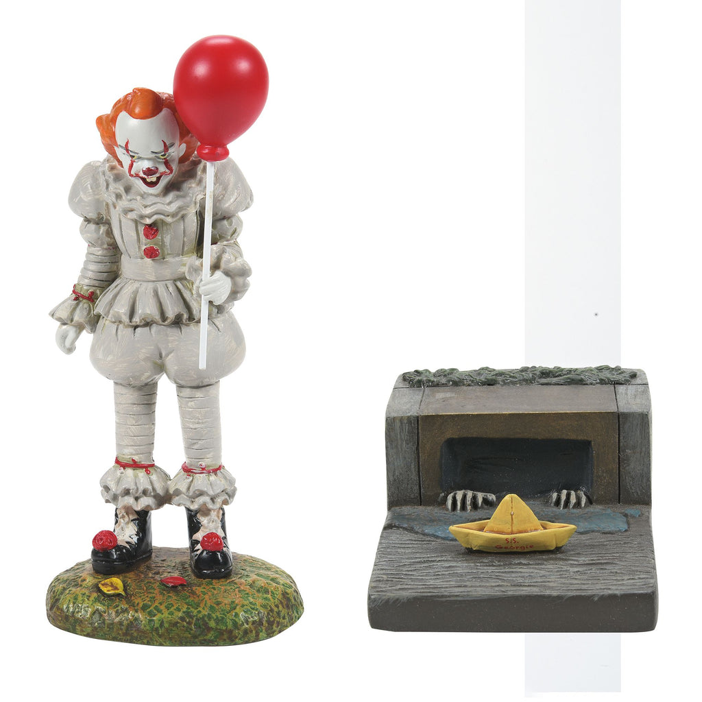 IT & The S.S. Georgie Set of 2