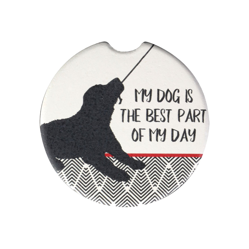 My Dog Car Coaster