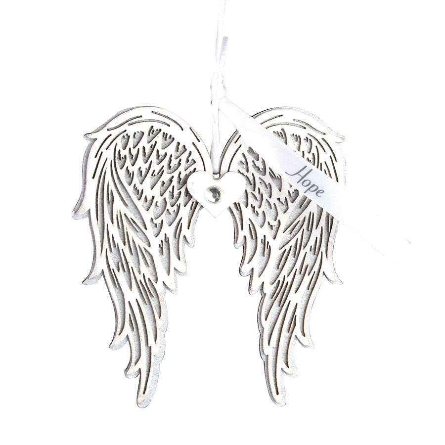 Hope Wing Ornament