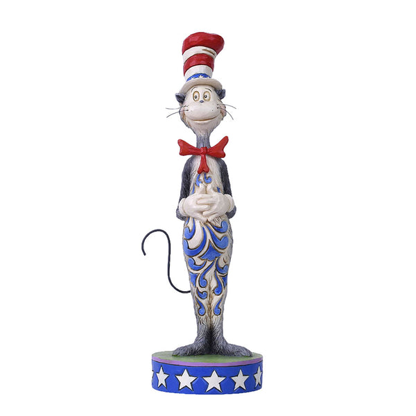 Patriotic Cat In The Hat