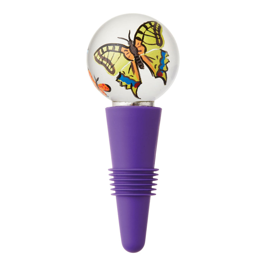 Wine Stopper Butterfly