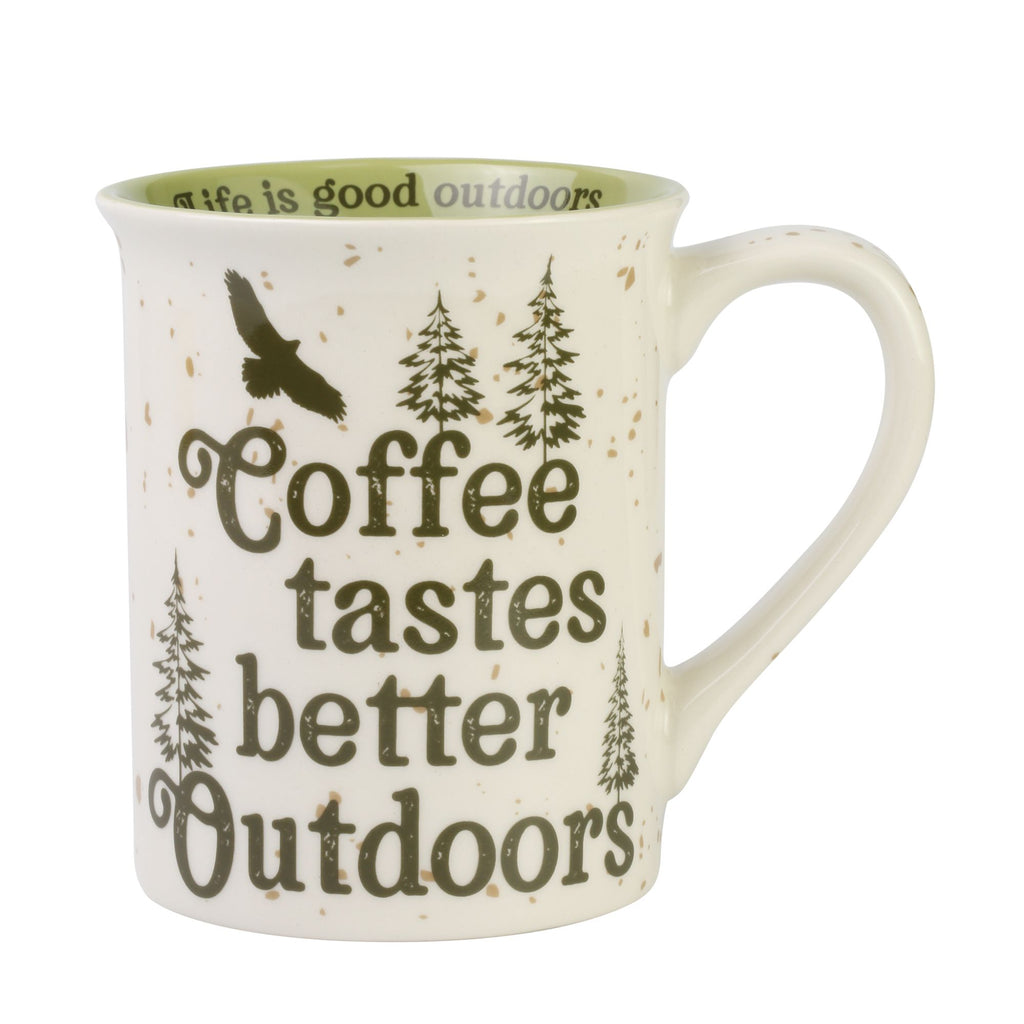 Better Outdoors Coffee Mug