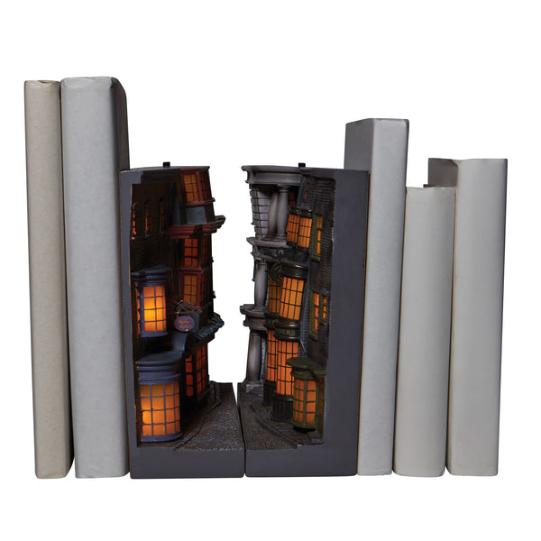 Diagon Alley Light Up Bookend