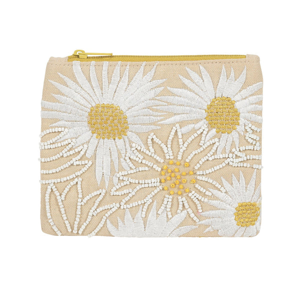 Daisy Coin Purse