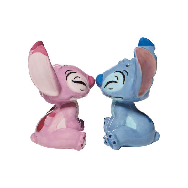 Stitch & Angel Salt & Pepper